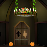 Free online flash games - Halloween Room Escape New TollFreeGames game - WowEscape