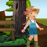 Free online flash games - Little Cute Girl Escape 2019 game - WowEscape