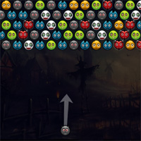 Free online flash games - Halloween Circle game - WowEscape