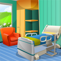 Free online flash games - Hospital Escape KnfGame