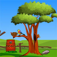 Free online flash games - Games4Escape Pleasant Forest Escape