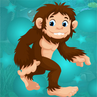 Free online html5 games - Games4king Gorilla Man Escape game