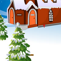Free online flash games - Penguin Escape For Christmas Party game - WowEscape
