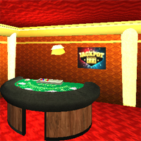 Free online flash games - Casino Escape 3D