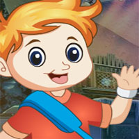 Free online flash games - G4K Friendly Boy Rescue