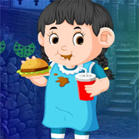 Free online flash games - G4K Juice Girl Rescue Escape