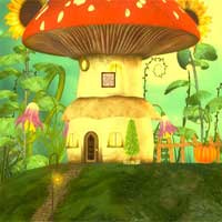 G2R Bunny Mushroom World …