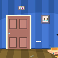 Free online flash games - GFG Door Escape 3