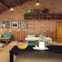 Free online flash games - 8b Home Restaurant Escape