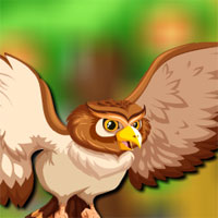 Free online flash games - Avm Flying Owl Escape
