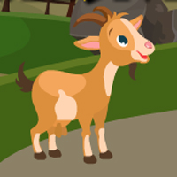 Free online html5 games - Games4Escape Goat Escape From Farmhouse game