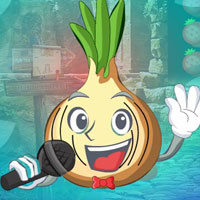Free online flash games - G4K Presenter Onion Escape