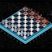 3d Galactic Chess PuzzlePlay