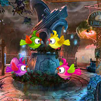 Free online flash games - Escape From Pleasant Castle
