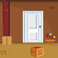 Free online flash games - GFG Lower Level Room Escape game - WowEscape