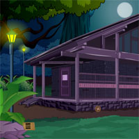 Free online flash games - Ena Blue Gang House 1