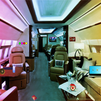 Free online flash games - Top10NewGames Escape From Private Jet game - WowEscape