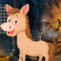 Cute Horse Rescue G4K