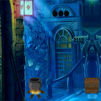Free online flash games - 8b Halloween Fairy Cat Escape game - WowEscape