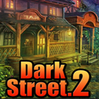 G4K Dark Street Escape 2