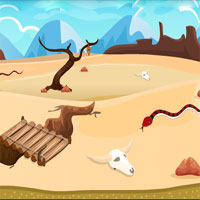 Free online flash games - Escape Treasure 3