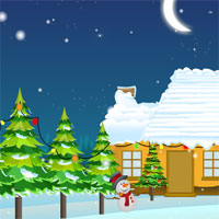 Escape007Games Santa Clause Escape from the Snow C