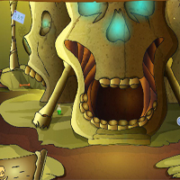 Free online flash games - Ena Skull City game - WowEscape