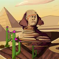 Free online flash games - Ancient Egypt Treasure KnfGame