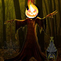 Free online flash games - BigEscapeGames Big Jack O Lantern Escape