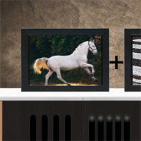 Free online flash games - 8b Foal Escape game - WowEscape