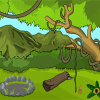 Free online flash games - Woodland Escape