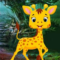 Free online flash games - G4K Cute Giraffe Rescue game - WowEscape