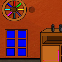 Free online html5 games - G2J Escape From Toon Council House game