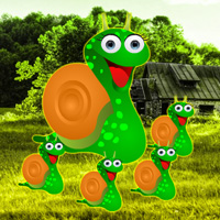Free online flash games - A Snail Family Salvage