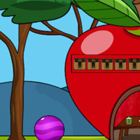 Free online html5 escape games - G2J Rescue The Boy From Fruit House