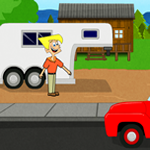 Free online html5 games - Sneaky Ranch Day 5 game