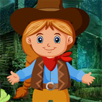 Free online flash games - G4K Little Cowgirl Escape 2  game - WowEscape