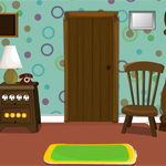Free online flash games - Polka Dots Room Escape game - WowEscape