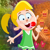 Free online flash games - Lollipop Girl Rescue game - WowEscape