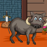 Free online flash games - Games2Jolly Wild Swine Rescue  game - WowEscape