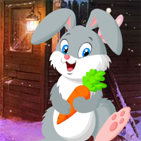 Free online flash games - Games4King Cute Rabbit Rescue game - WowEscape