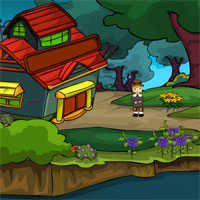 Free online flash games - Sivi Thanksgiving Girl Escape  game - WowEscape