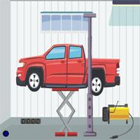 Car Workshop Escape Onlin…
