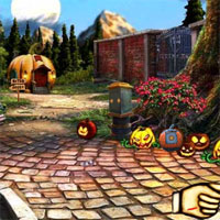 Free online flash games - Mirchi halloween conclusion