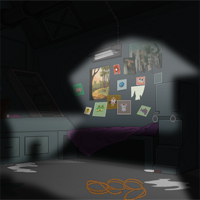 Free online flash games - Kidnap Basement Room Escape