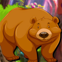 Free online flash games - AvmGames Browny Bear Escape game - WowEscape