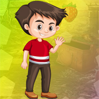 Free online html5 games - Games4King Resplendent Boy Escape game