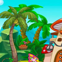 Free online flash games - G2J House Cat Escape