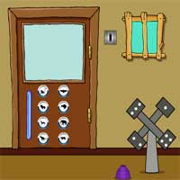 Free online flash games - Smart Door Escape 3 Games2Jolly