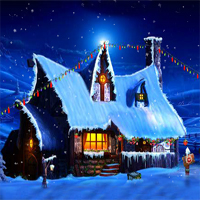 Free online flash games - EnaGames The Frozen Sleigh-Bishop House Escape game - WowEscape
